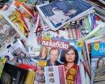 Noviny, časopisy, letáky