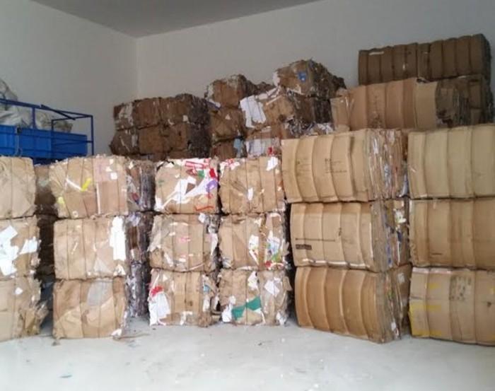 Fotogalerie – Vykupované odpady